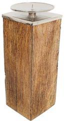 Sifcon svícen hranatý 25x9x9 cm