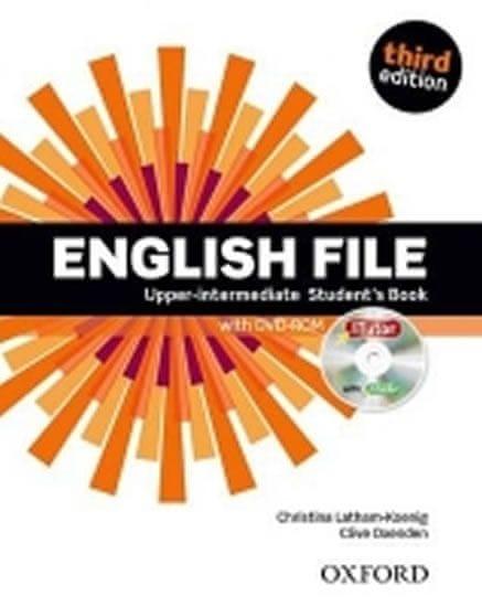 Latham-Koenig Christina; Oxenden Clive;: English File Third Edition Upper Intermediate Student´s Bo