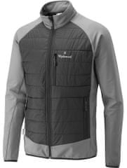 Wychwood Bunda Hybrid Jacket Black Grey