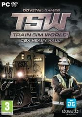 Dovetail Games Train simulator World