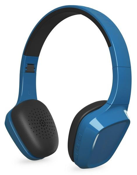 Energy Sistem Headphones 1 Bluetooth, modrá