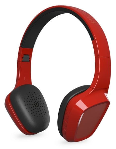 Energy Sistem Headphones 1 Bluetooth, červená