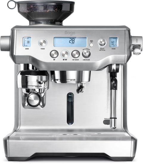 SAGE pákový kávovar BES980BSS