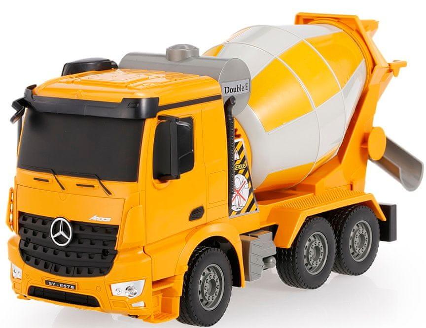 MaDe Auto stavební na dálkové ovládání, 38 cm