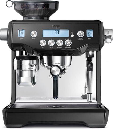 SAGE pákový kávovar BES980BKS černá