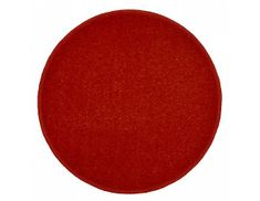 Vopi Kulatý vínově červený koberec Eton průměr 80 cm