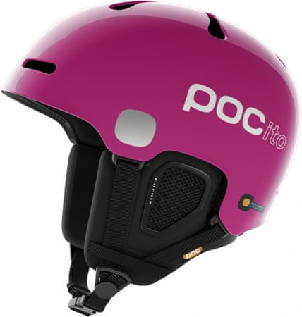 POC POCito Fornix Fluorescent Pink M-L (55-58 cm)