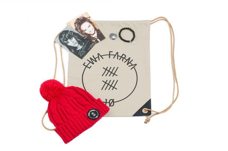 Ewa Farna vánoční dárkový balíček
