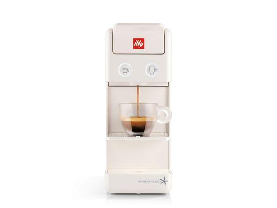 illy ekspres do kawy Francis Y3.2 biały