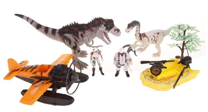 Alltoys Sada dinosauři - lovci dinosaurů