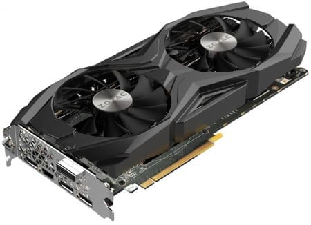 Zotac grafična kartica GeForce GTX 1070 Ti AMP Edition, 8GB, GDDR5