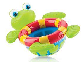 Nuby Hračka do vody korytnačka