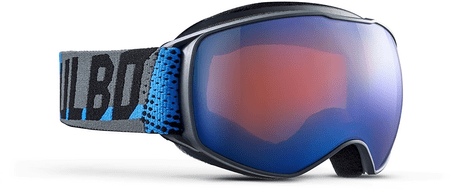 Julbo gogle narciarskie Echo Cat 3 Grey/Black/Blue