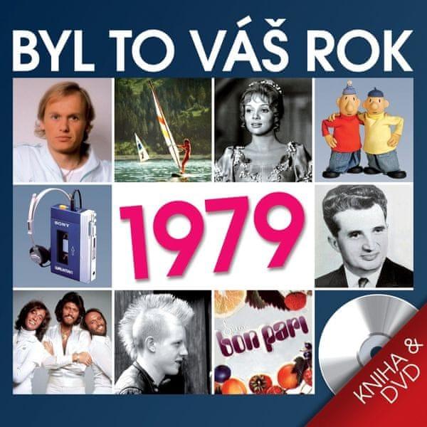 Byl to váš rok 1979 - kniha & DVD