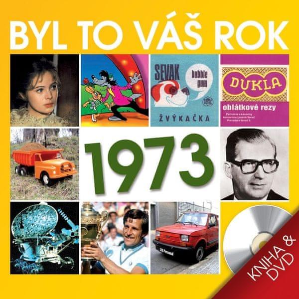 Byl to váš rok 1973 - kniha & DVD