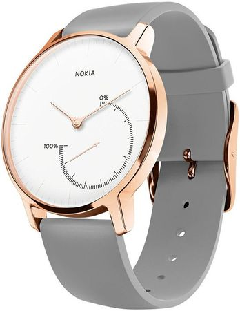 Nokia zegarek Steel Special Edition - Pink Gold