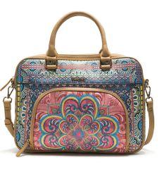 Desigual ženska ročna torbica večbarvna Vinland Yale