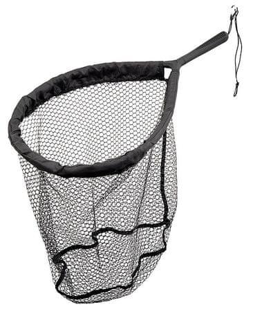 Savage Gear Podběrák Pro Finezze Rubber Mesh Net L