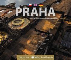 Radosta Pavel: Praha - Praha sto let hlavním městem republiky - malá / vícejazyčná