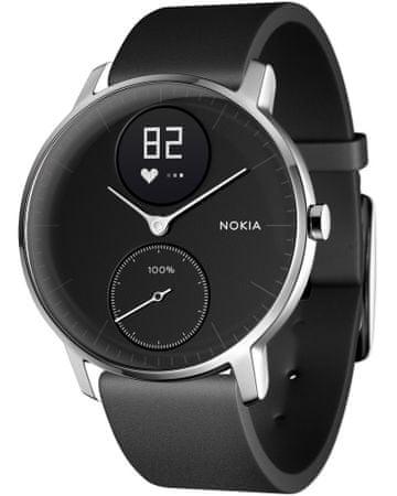 d584e9c5b Nokia Steel HR (36mm) - Černá   MALL.CZ