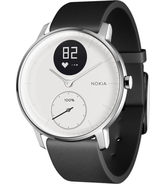 Nokia Steel HR (36mm) - Bílá