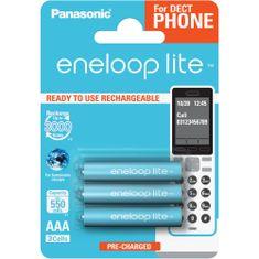 Panasonic AAA 3ks 550 mAh ENELOOP (4LCCE/3BE)