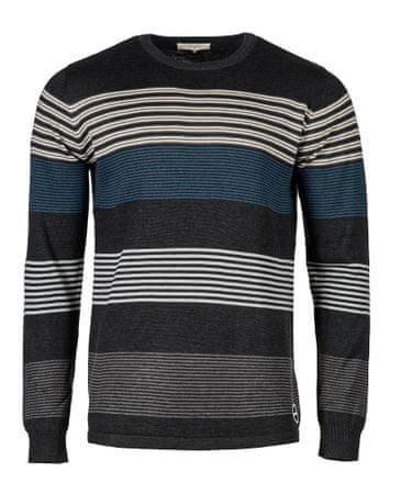Rip Curl moški pulover Captain XL temno siva