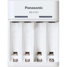 PANASONIC Eneloop USB töltő 4x AA CC61E
