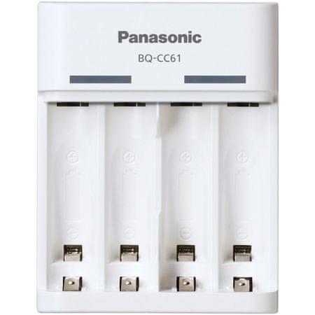 Panasonic Eneloop USB Nabíječka 4x AA CC61E
