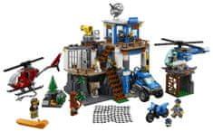 LEGO City Police 60174 Glavni štab gorske policije - odprta embalaža