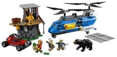 LEGO City Police 60173 Aretacija v gorah