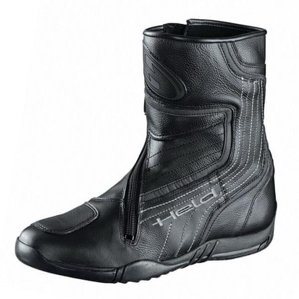 Held boty CORTE vel.41 černé, kůže, Hipora (pár)