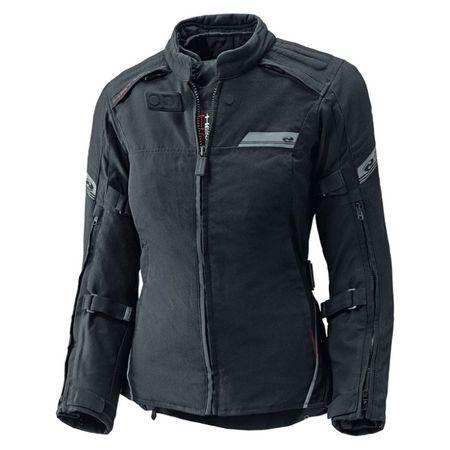 Held dámska bunda na moto  RENEGADE čierna, Humax (vodeodolná)