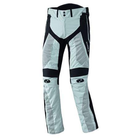 Held pánske letné moto nohavice  VENTO vel.S sivá/čierna, textilné