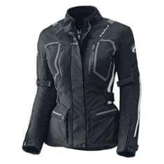 Held dámska moto bunda  ZORRO čierna/biela, Humax (vodeodolná)