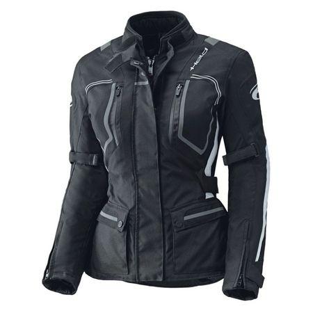 Held bunda dámská ZORRO vel.L černá/bílá, Humax (voděodolná)