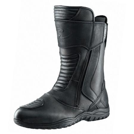 Held moto topánky  SHACK čierne (membrána Hipora), koža