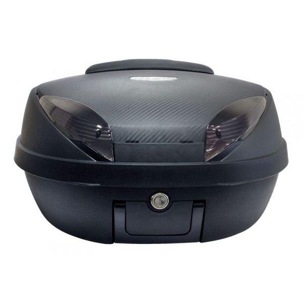 TOP Case S-Line 52l, matná černá / karbon