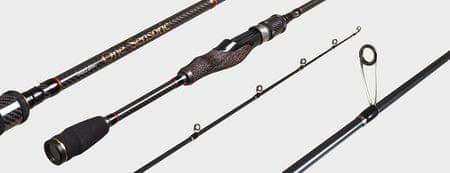 LUCKY JOHN Prut One Sensoric Freshwater Jigging 2,16 m 7-24 g 8-14 lb