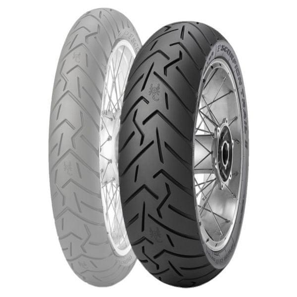 Pirelli 160/60 ZR 17 M/C TL (69W) Scorpion Trail II zadní