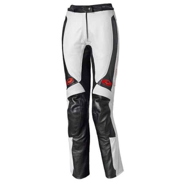 Held kalhoty dámské SARANA vel.36 bílá/černá, kůže