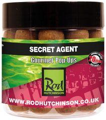 ROD HUTCHINSON Pop Ups Secret Agent With Liver Liquid