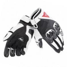 Dainese kožené moto rukavice MIG C2 UNISEX čierna biela čierna d918cebf11