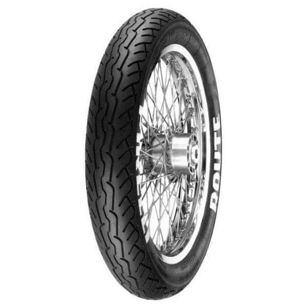 Pirelli 100/90 - 18 M/C 56H TL Route MT 66 přední
