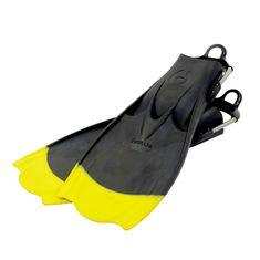 HOLLIS Ploutve F1-BAT, Yellow tip