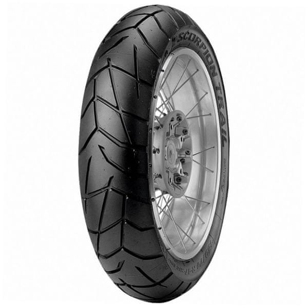 Pirelli 180/55 R 17 M/C TL 73V Scorpion Trail zadní