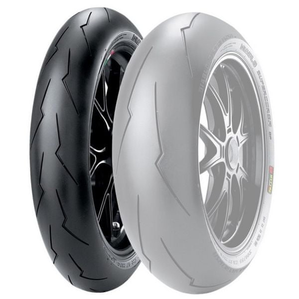 Pirelli 120/70 ZR 17 M/C 58W TL Diablo Supercorsa SC1 přední