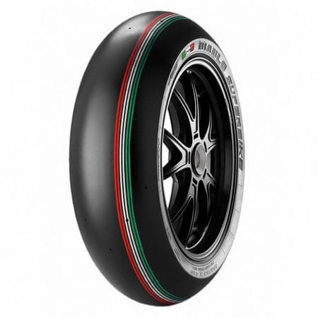 Pirelli 120/70 R 17 NHS TL Diablo Superbike SC2 zadnej