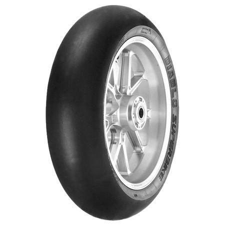Pirelli 180/60 R 17 NHS TL Diablo Superbike SC1 zadnej