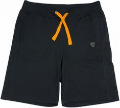 d9afc00990d Fox Kraťasy Lightweight Jogger Shorts Black Orange